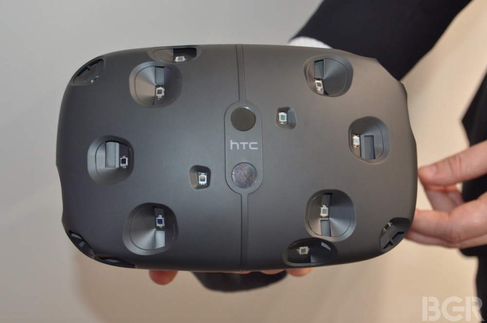 HTC Vive Hands-on
