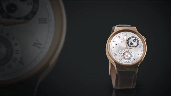 Huawei Watch Specs, Features and Release Date