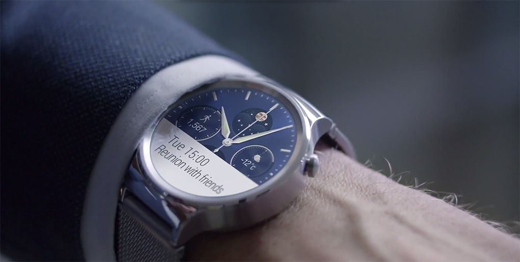 Huawei Watch Specs and Feaures
