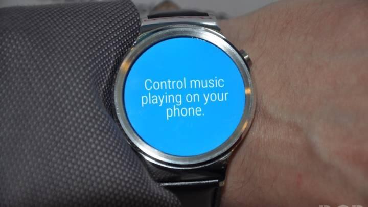 Huawei Watch Hands-on