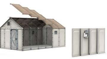 Ikea Better Shelter Modular Home
