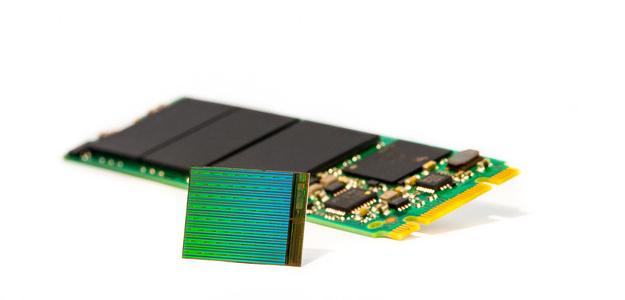 MacBook SSD Storage
