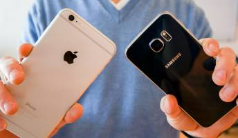 Galaxy S6 Vs iPhone 6 Plus