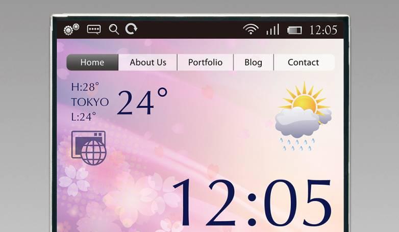 Smartphone Displays: WQHD and IGZO