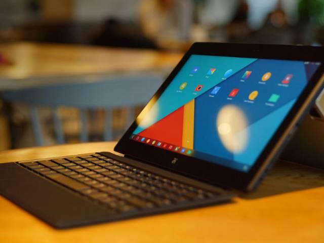 Kickstarter Jide Ultra Remix Tablet