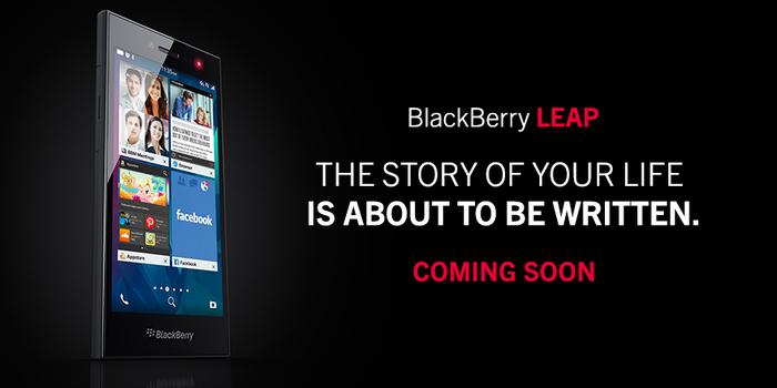 BlackBerry Leap Release Date