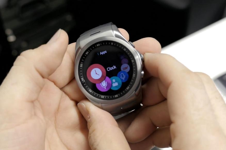 LG Watch Urbane LTE webOS