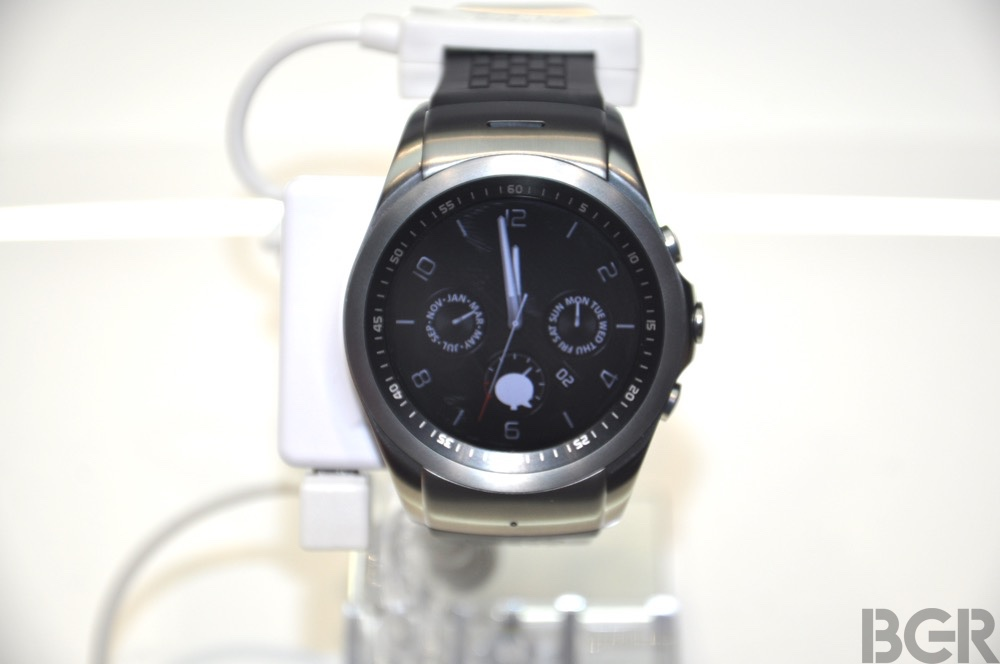 LG Watch Urbane LTE: Hands-on, specs and features
