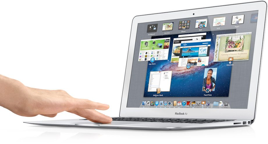 Retina MacBook Air Release