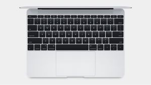 Apple MacBook Keyboard Trackpad