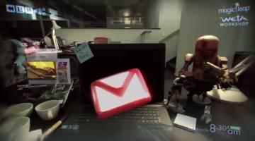 Magic Leap Video