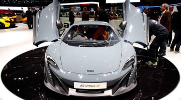 Best Of Geneva Motor Show