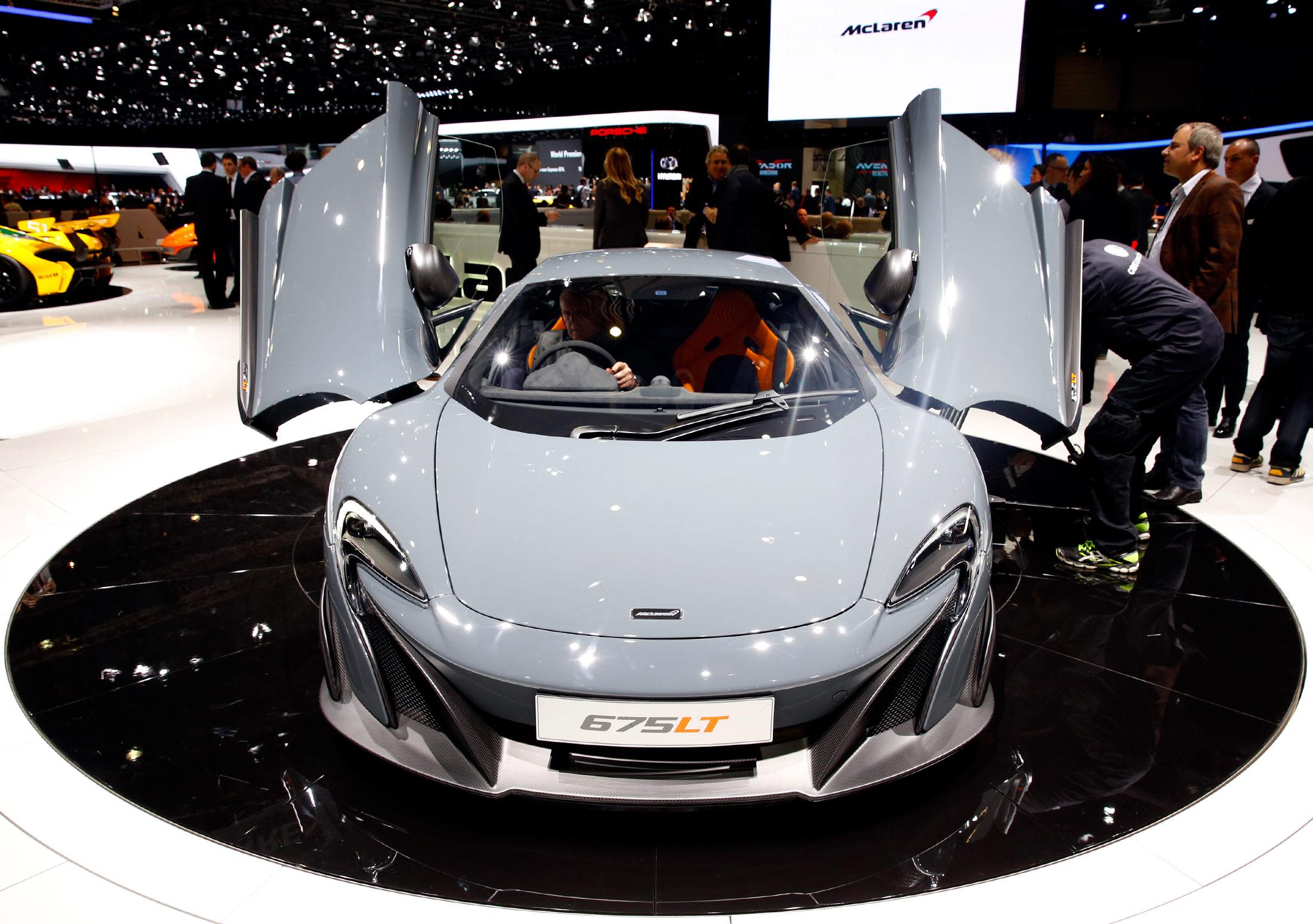Best Of Geneva Motor Show