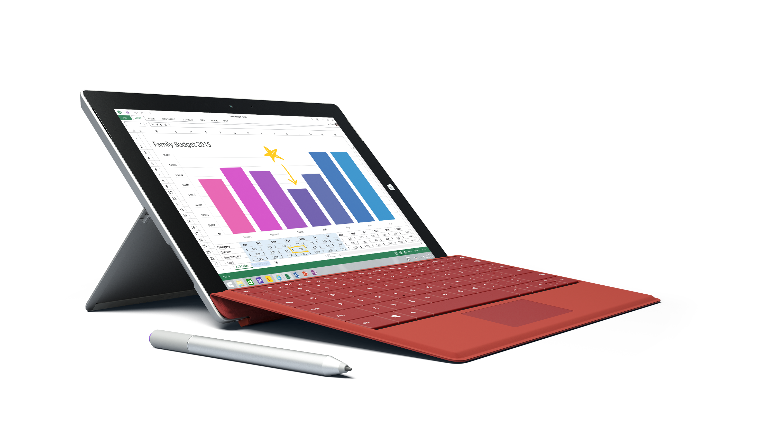 Microsoft Surface 3 survey: The Pro 3's Atom-hearted sibling