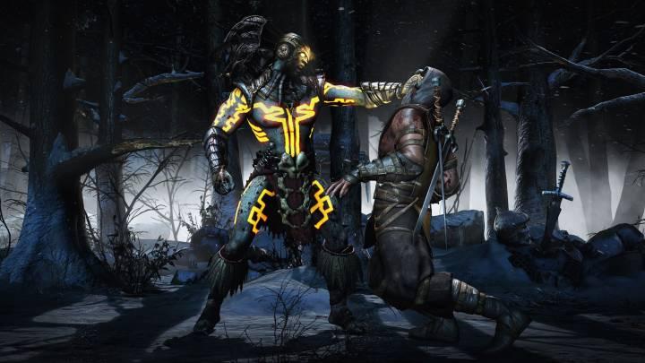 Mortal Kombat X Xbox 360 PS3