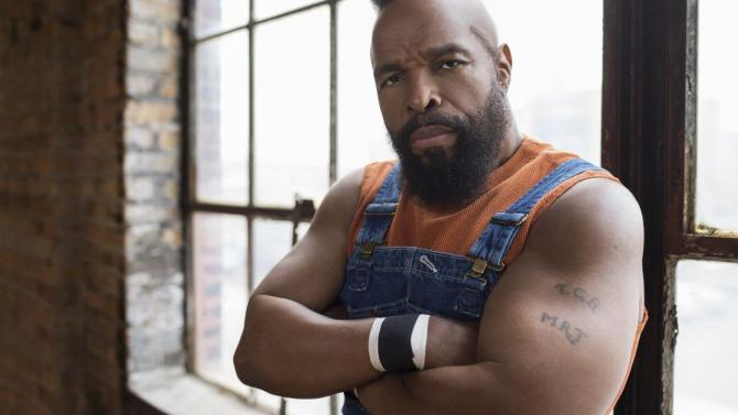 Mr. T I Pity The Tool