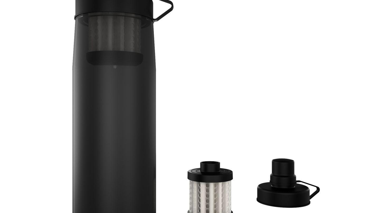Kickstarter Naked Filter