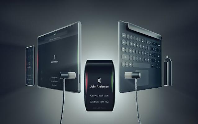 Indiegogo Neptune Suite Smartwatch Computer