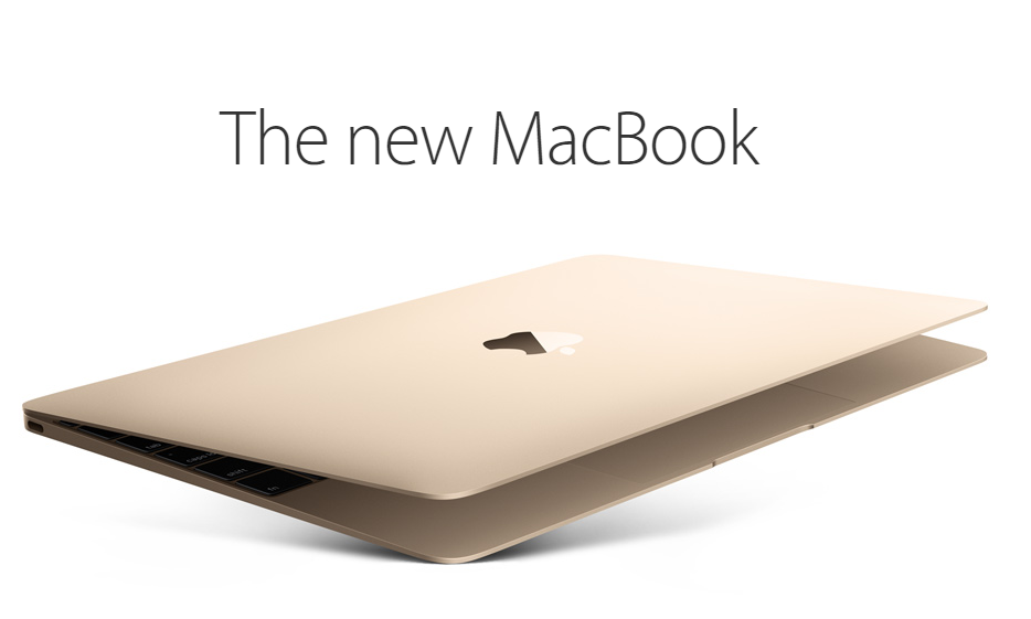 The new macbook could kill off technologies we ve used for for New apple book