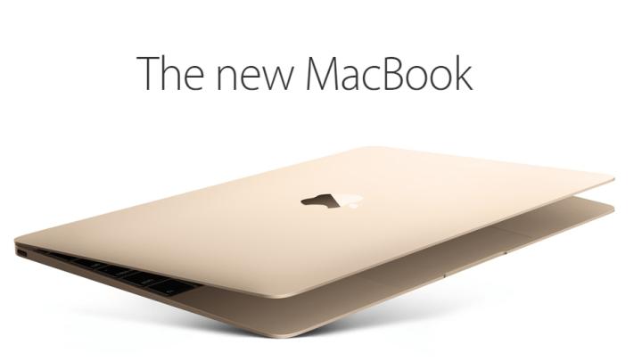 Apple Retina MacBook Specs