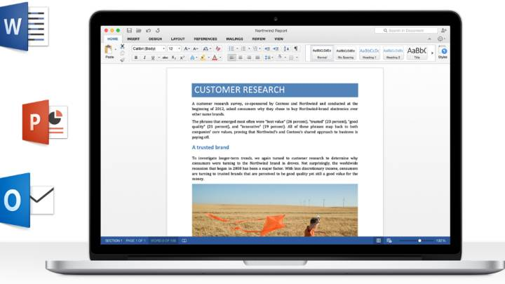 Office for Mac 2016 Download