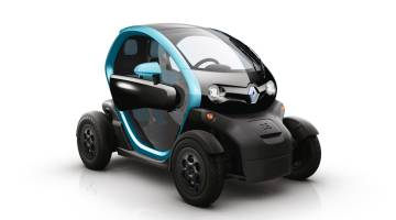 Renault Twizy Price and Drivers License