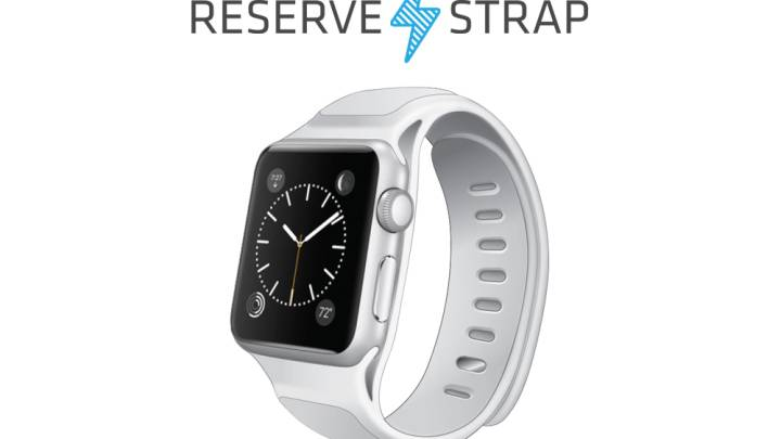 Apple Watch Charging Strap