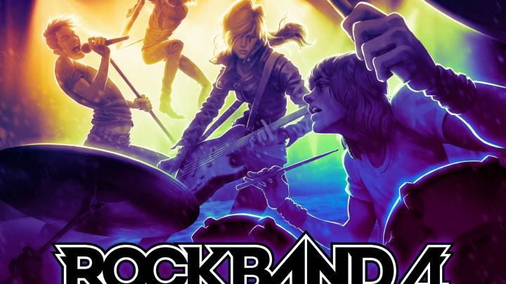 Rock Band 4 Announcement