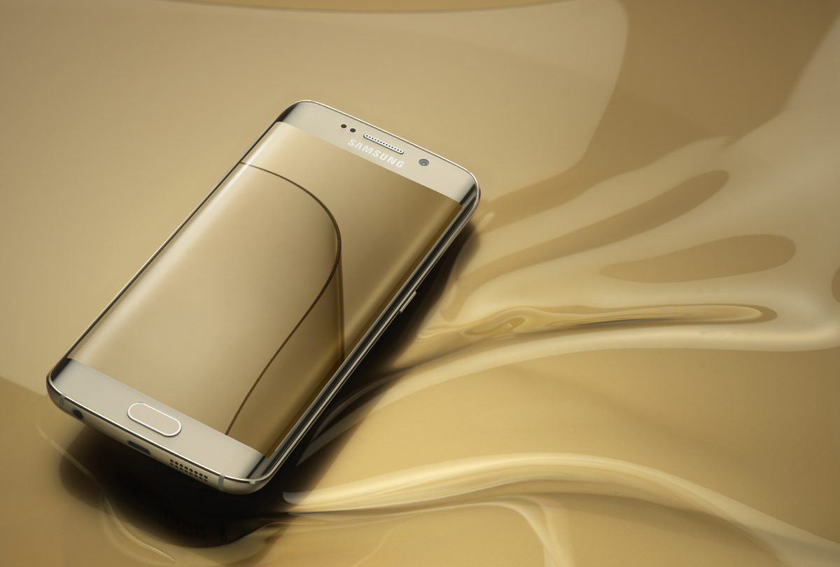 Samsung Galaxy Foldable Phone Dual Screen