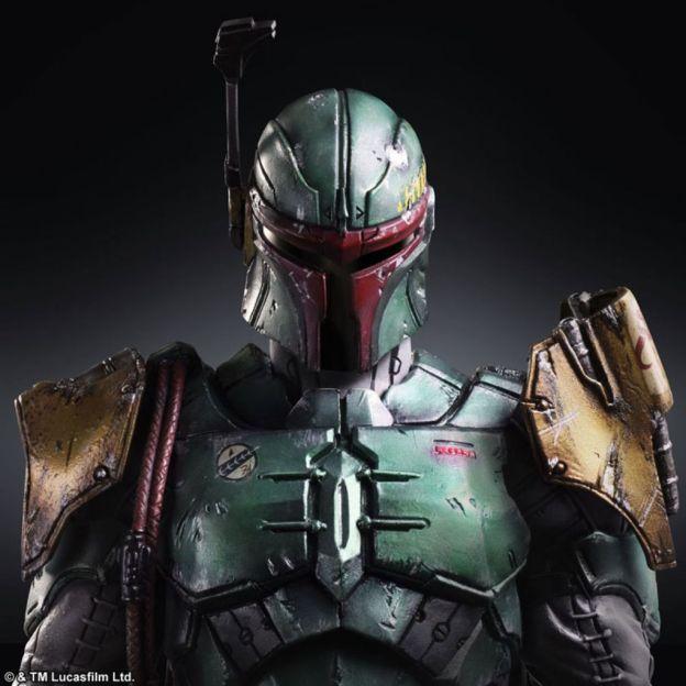 Star Wars Square Enix Villains: Darth ...