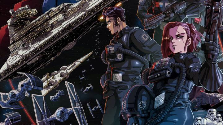 Star Wars Tie Fighter Animated Short