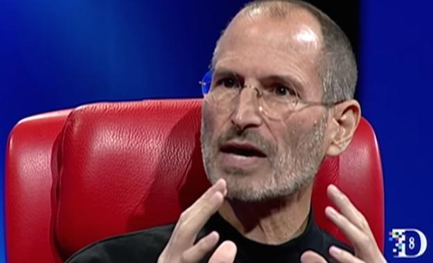 Retina MacBook Steve Jobs