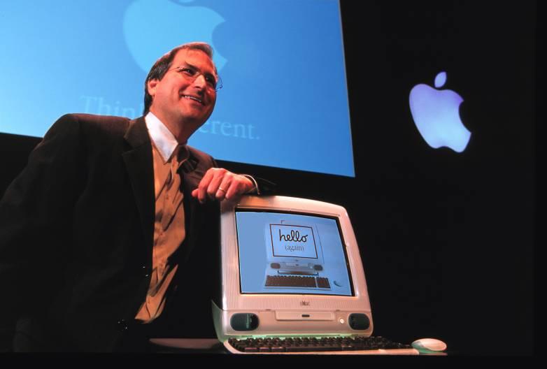 Apple Website 1997 GIF