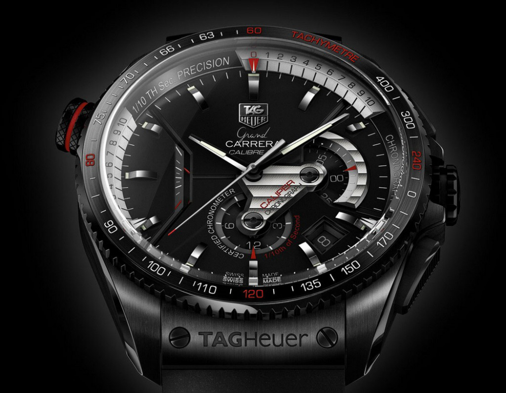 Tag Heuer is working on exciting vaporware to take on the ...