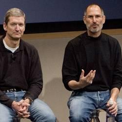 Steve Jobs Tim Cook Liver