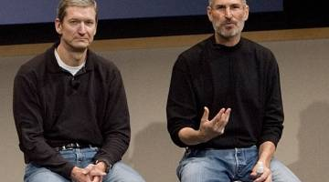 Steve Jobs Tim Cook Liver