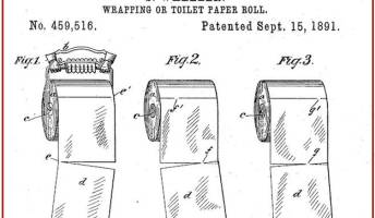 Toilet Paper Over Or Under