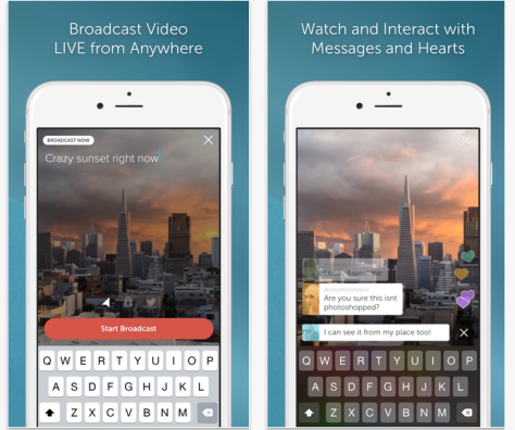 Twitter Periscope App Store Download