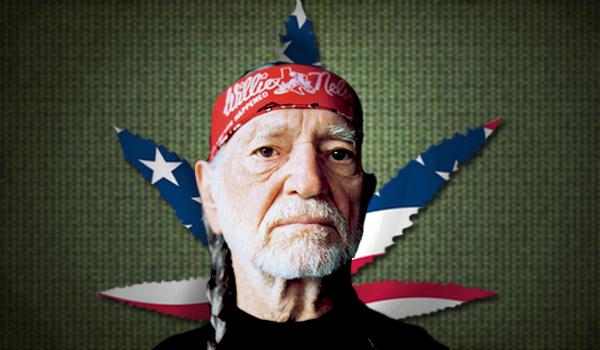 Willie Nelson Marijuana Stores
