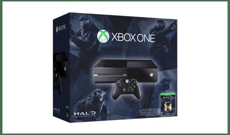 Xbox One Halo Bundle