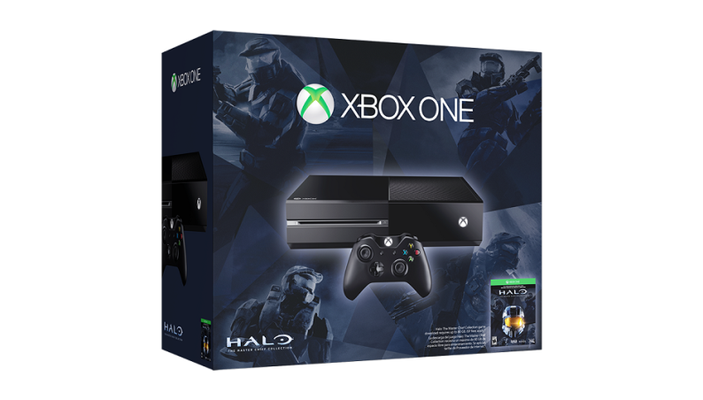 Xbox One Halo Bundle
