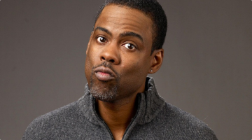 Chris Rock Twitter Selfies