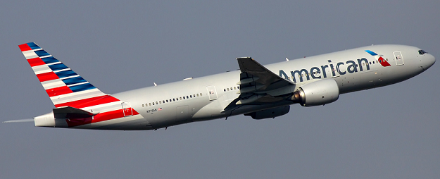 American Airlines iPad