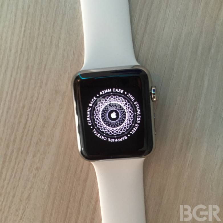 Apple Watch Shipping Date Notification