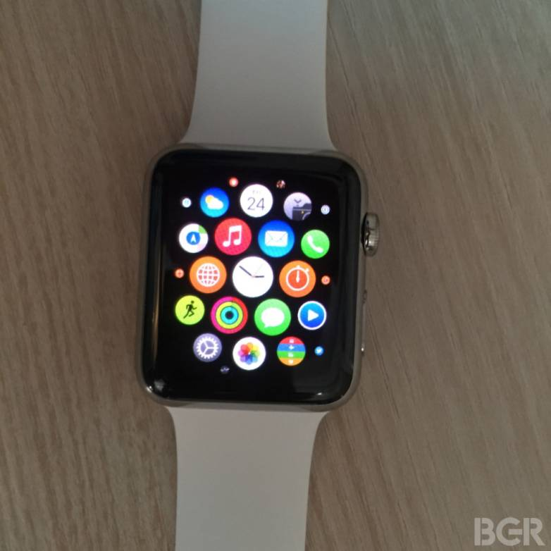 Apple Watch Killer App