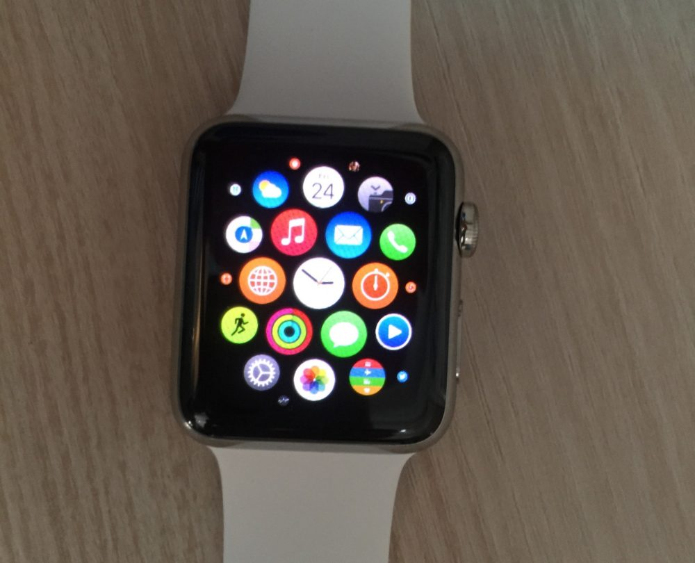 Apple Watch Killer App