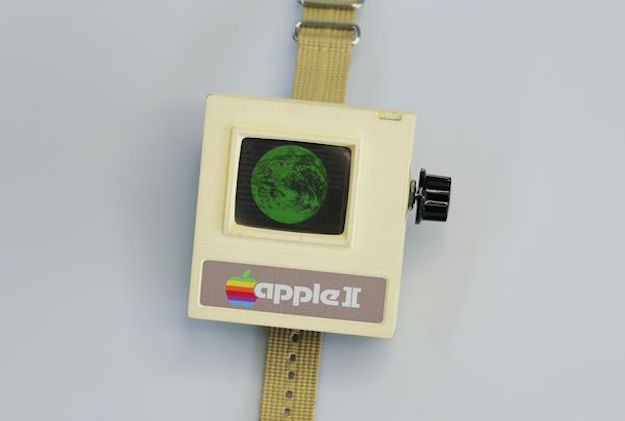 Apple Watch 1980s