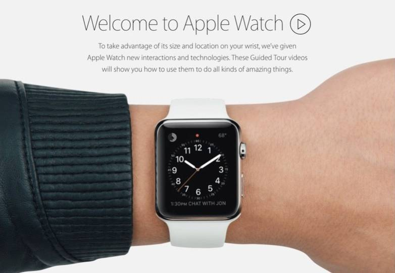 Apple Watch Features Video