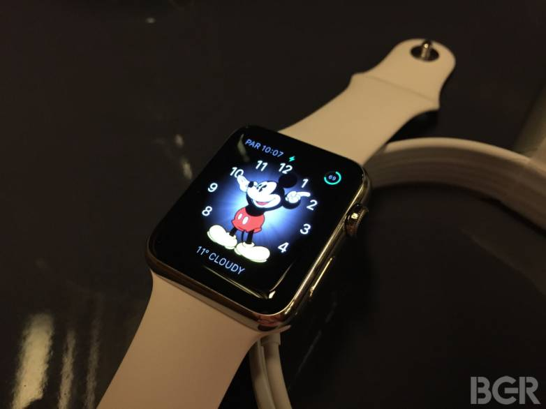 Apple Watch Apps: Watch Face