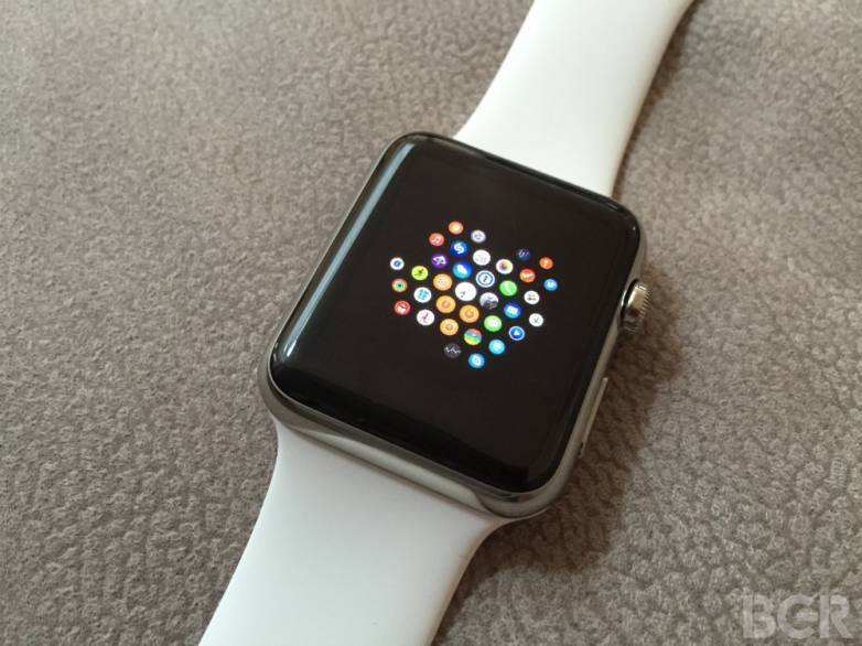 Apple Watch Faulty Taptic Engine